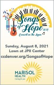Songs of Hope 2021