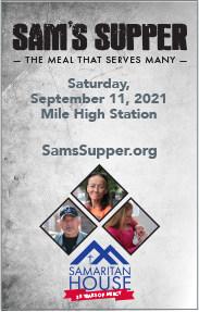 Sam's Supper 2021