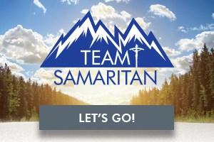 Team Samaritan - Let's Go!
