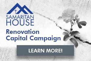 Help renovate Samaritan House - Learn more