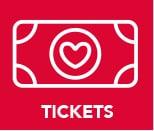 Tickets button no shadow