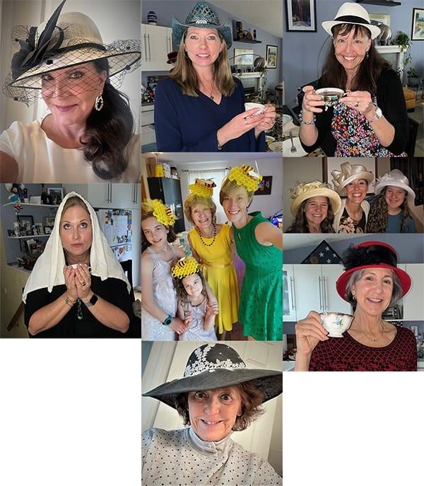Marisol Tea collage