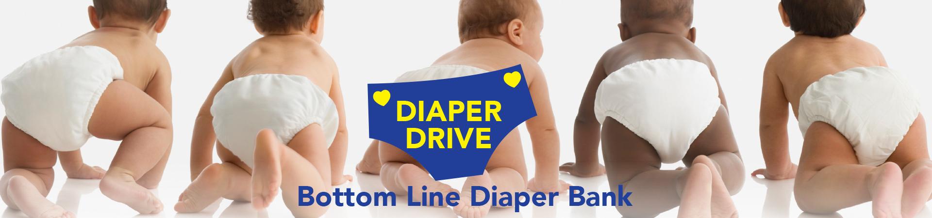 Bottom Line Diaper Bank 2021 web header