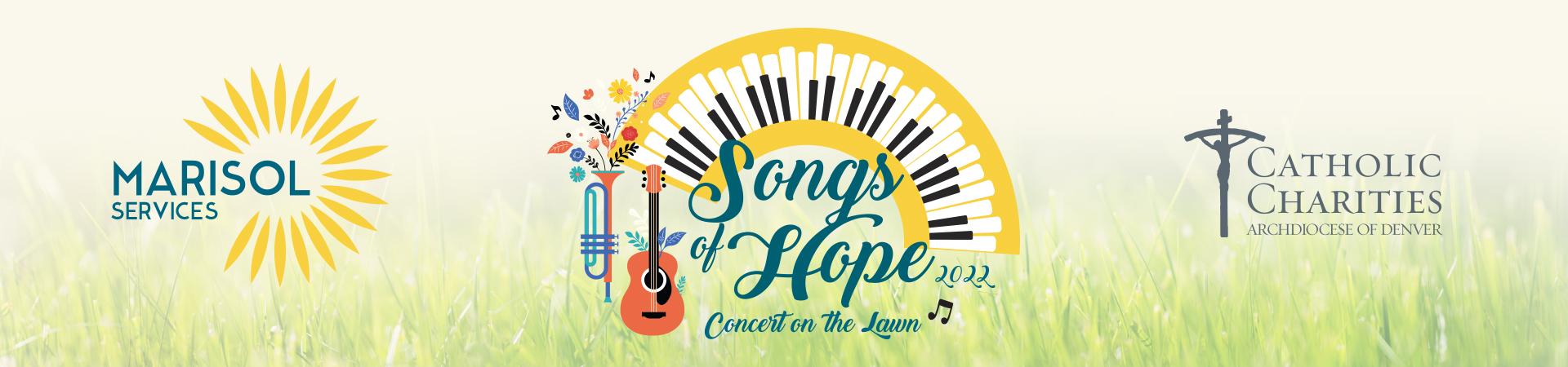 Songs of Hope 2022
